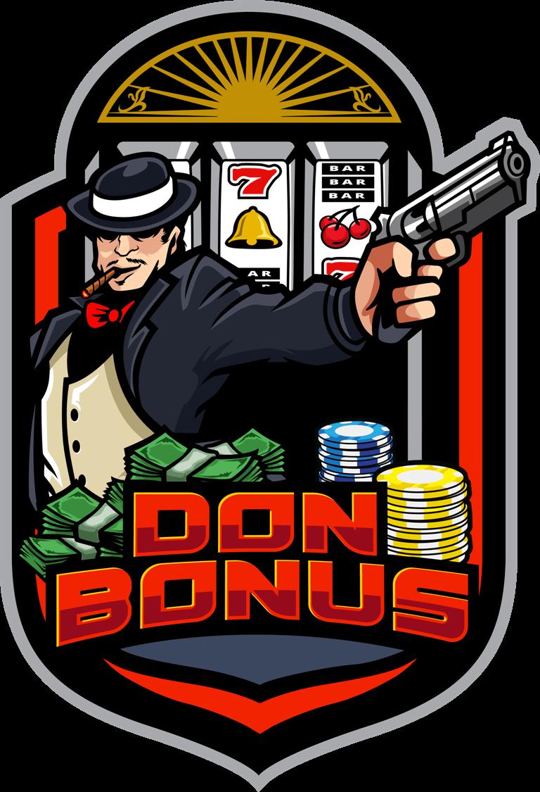 Dies ist das offizielle DONBONUS Logo